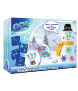Go! Zone Snow Art Kit
