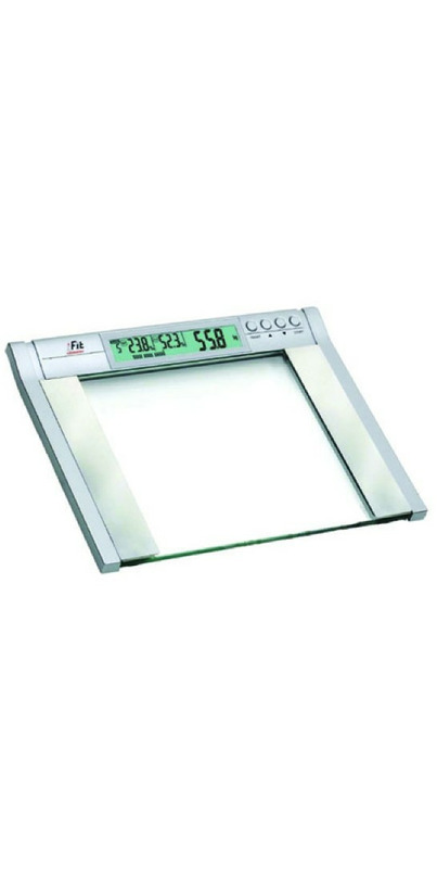 Fit by Starfrit Wide Platform Body Fat Scale