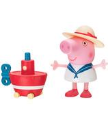 Peppa Pig Peppa and Boat