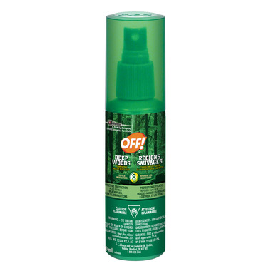 OFF! Deep Woods Pump Spray