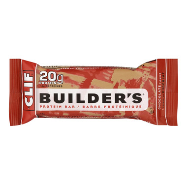 Clif Builder\'s Chocolate Protein Bars