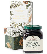 Stonewall Kitchen Wild Maine Blueberry Jam Gift Box