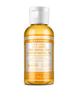 Dr. Bronner's Organic Pure Castile Liquid Soap Citrus Orange
