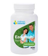 Platinum Naturals Multivitamin EasyMulti