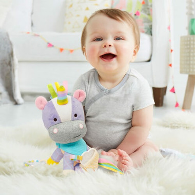 Skip Hop Bandana Buddies Activity Toy Unicorn