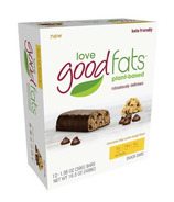 Love Good Fats Chocolate Chip Cookie Dough Bar Case