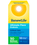 Renew Life Ultimate Flora Critical Care 50 Billion Active Cultures