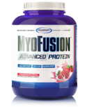 Gaspari Nutrition Myofusion Protein Powder Strawberry and Cream