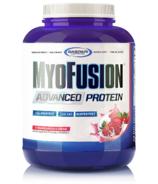 Gaspari Nutrition Myofusion Protein Powder Strawberry and Cream