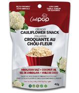 Caulipop Himalayan Salt & Coconut Oil