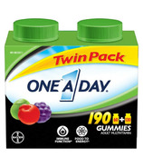 One A Day Gummies Adult Multivitamin Bonus Pack