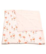 Little Unicorn Bamboo Muslin Quilt Pink Ladies