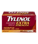 Tylenol Extra Strength eZ Tabs