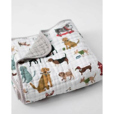 Little Unicorn Cotton Muslin Quilt Woof