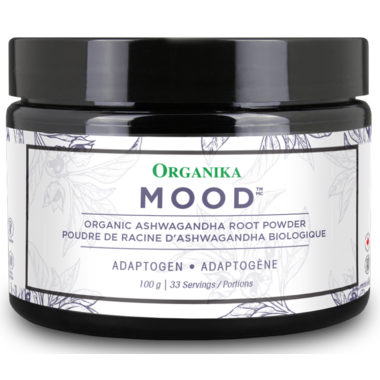 Organika Ashwagandha Root Powder Mood