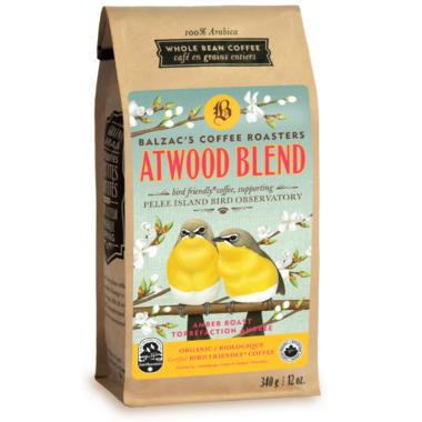 Balzac\'s Coffee Roasters Whole Bean Atwood Blend