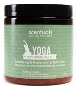 Scentuals Yoga Vitality 100% Natural Relaxing Bath Soak