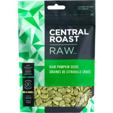 Central Roast Organic Raw Pumpkin Seeds