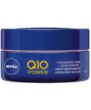 Nivea Q10 Power Anti-Wrinkle + Fragrance Free Night Moisturizer