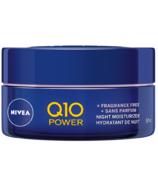 Nivea Q10 Power Anti-Rides + Hydratant de nuit sans parfum