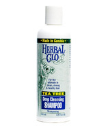 Herbal Glo Tea Tree Deep Cleansing Shampoo