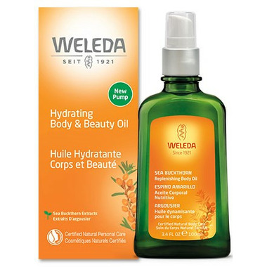 Weleda Hydrating Body and Beauty Oil