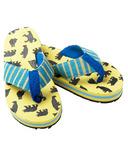 Hatley Little Blue House Kids Flip Flops Bears