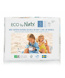 Eco by Naty Size 3 Diapers