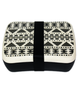 Woodway Bamboo Lunch Box Aztec