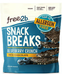 Free2b Snack Breaks Blueberry Crunch