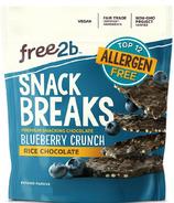 Free2b Snack Breaks Blueberry Crunch