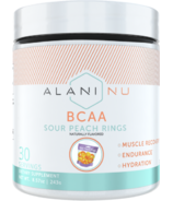 Alani Nu BCAA Sour Peach Rings