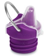 Klean Kanteen Kid Sippy Cap Dark Purple