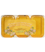 Natural Honey Glycerine Soap