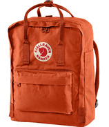 Fjallraven Kanken Backpack Rowan Red