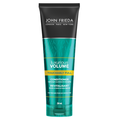 John Frieda Luxurious Volume Touchably Full Body Conditioner