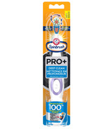Arm & Hammer Spinbrush Pro+ Deep Clean Battery Powered Toothbrush