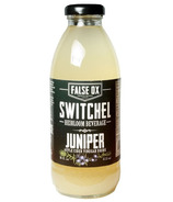 False Ox Switchel Juniper Beverage
