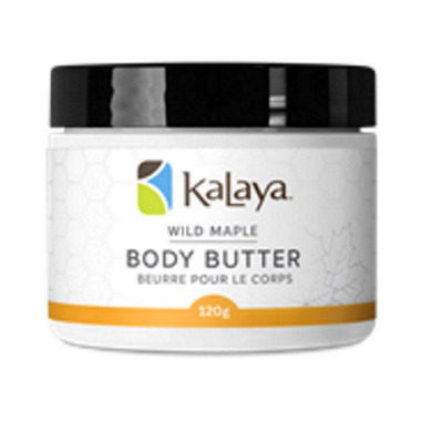 Kalaya Naturals Wild Maple Body Butter