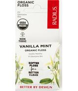 Radius Organic Vanilla Mint Floss