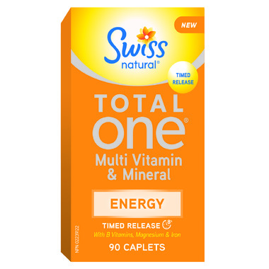 Swiss Natural Total One Multi Vitamin & Mineral Energy