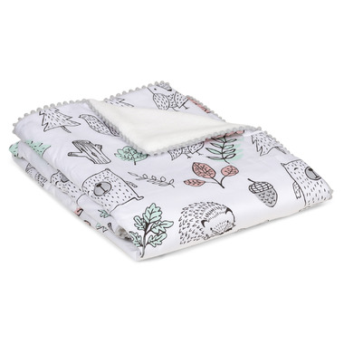 Lolli Living Blanket Kayden Woodlands