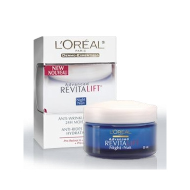L\'Oreal RevitaLift Night Cream