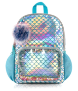 Heys Fashion Holographic Tween Backpack Mermaid