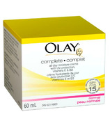 Olay Complete All Day Moisture Creme SPF 15 - For Normal to Oily Skin