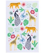 Now Designs Tea Towel Wild Bunch Print