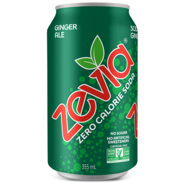 Zevia Ginger Ale