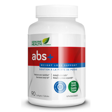 Genuine Health Abs+ Weight Loss Support