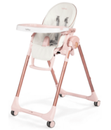 Peg Perego Prima Pappa Zero High Chair Mon Amour Rose Gold