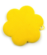 RSVP Silicone Soft Scrubber Yellow